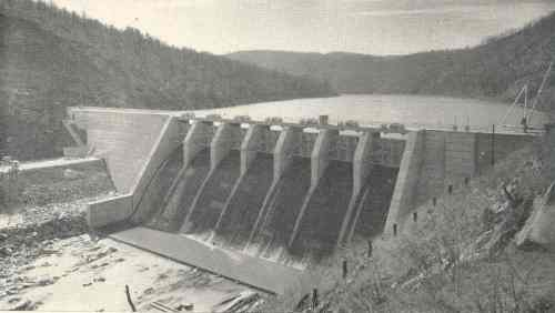Image from wikipedia: Ocoee Dam No. 3 is a hydroelectric dam on the Ocoee River in Polk County, in the U.S. state of Tennessee. I collected Corbicula below this dam as part of my Masters field work.